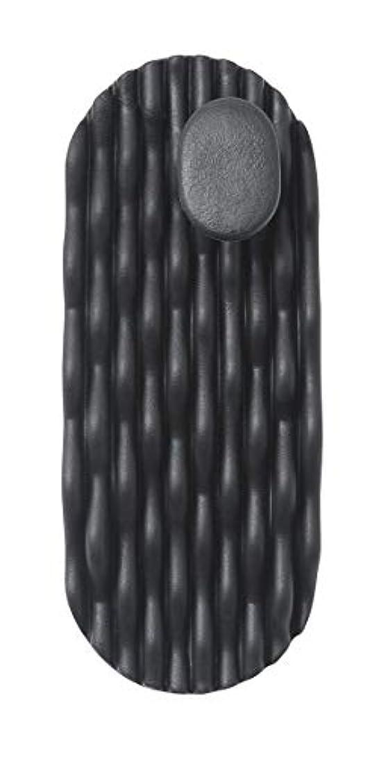 マエストロカーペット発生AKAISHI ツボフィットスリッパ ブラック