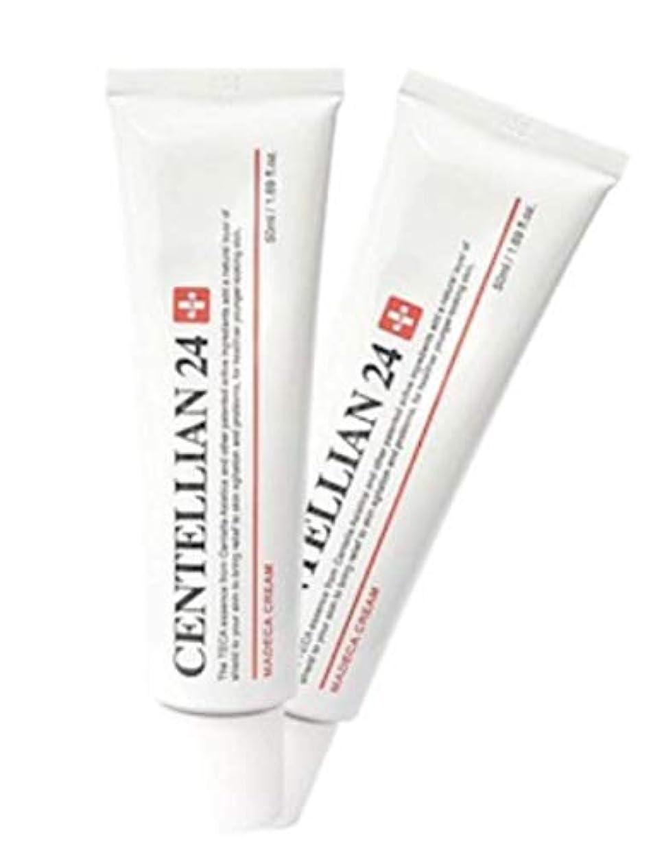 毛細血管立場報酬センテルリアン24マデカクリム50ml x 2本セット肌の保湿損傷した肌のケア、Centellian24 Madeca Cream 50ml x 2ea Set Skin Moisturizing Damaged Skin...