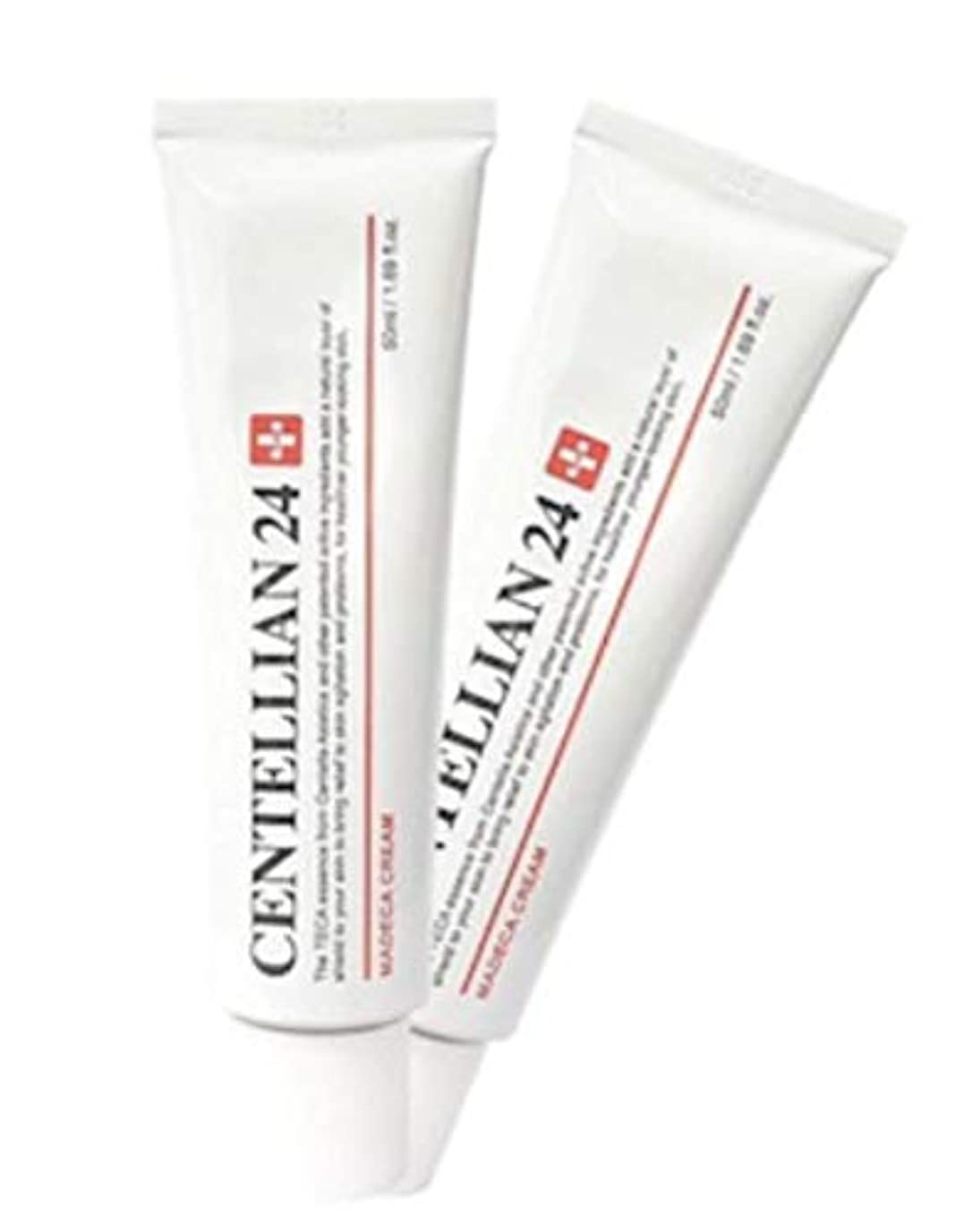 圧力クランプ怪しいセンテルリアン24マデカクリム50ml x 2本セット肌の保湿損傷した肌のケア、Centellian24 Madeca Cream 50ml x 2ea Set Skin Moisturizing Damaged Skin...