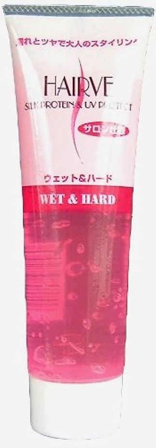 ピービッシュ炭水化物動的ヘアーブジェル ウエット&ハード 200g