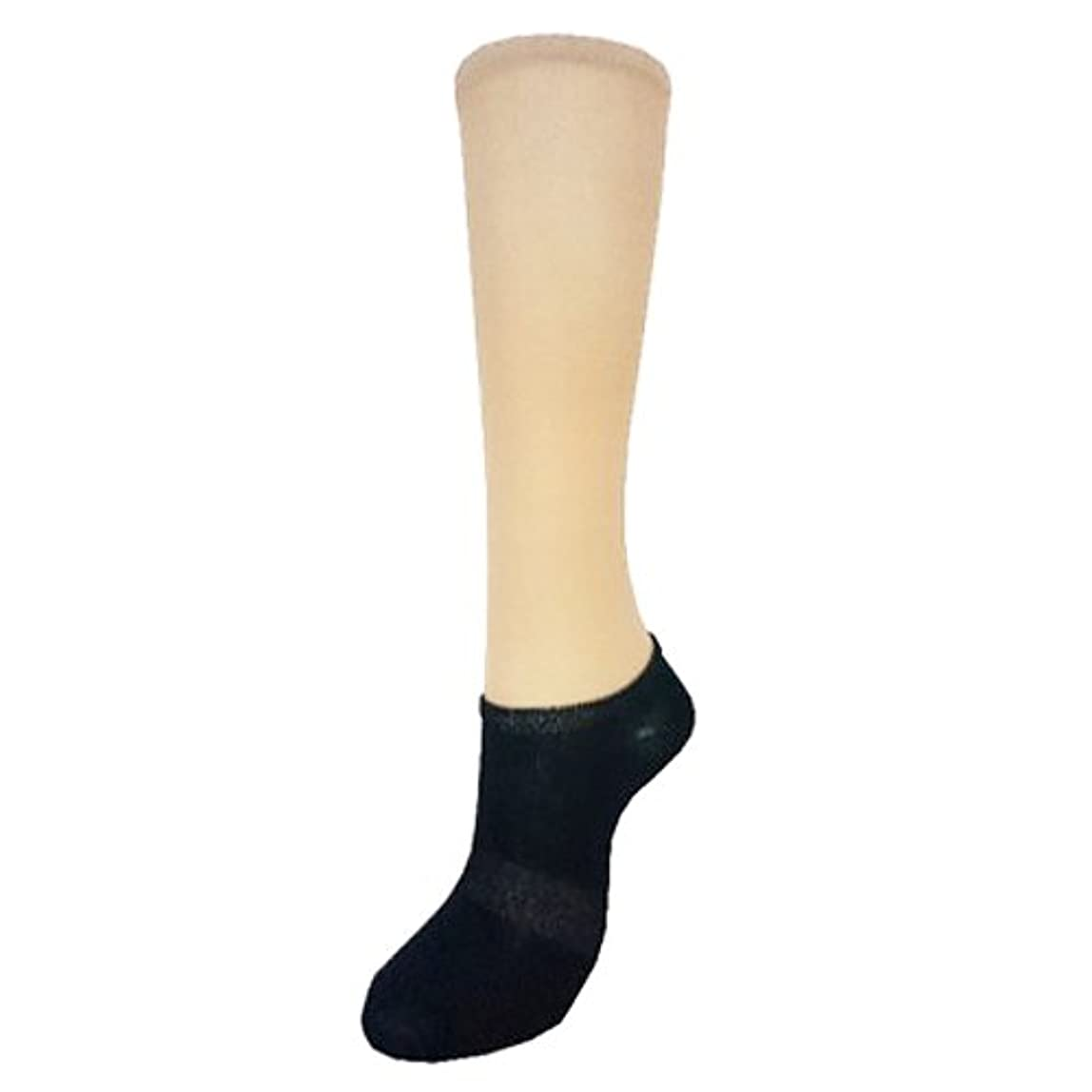 診断する絡み合いスーパーマーケット砂山靴下 ストッキングソックス スニーカーソックスタイプ ブラック