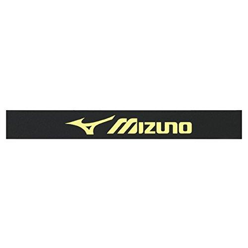 ミズノ(MIZUNO) エッジガード 63JYA860 36 ブラック/ライム