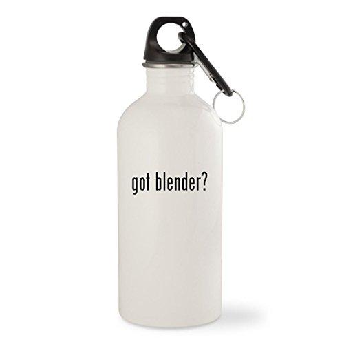 Got Blender ?–ホワイト20ozステンレスス...