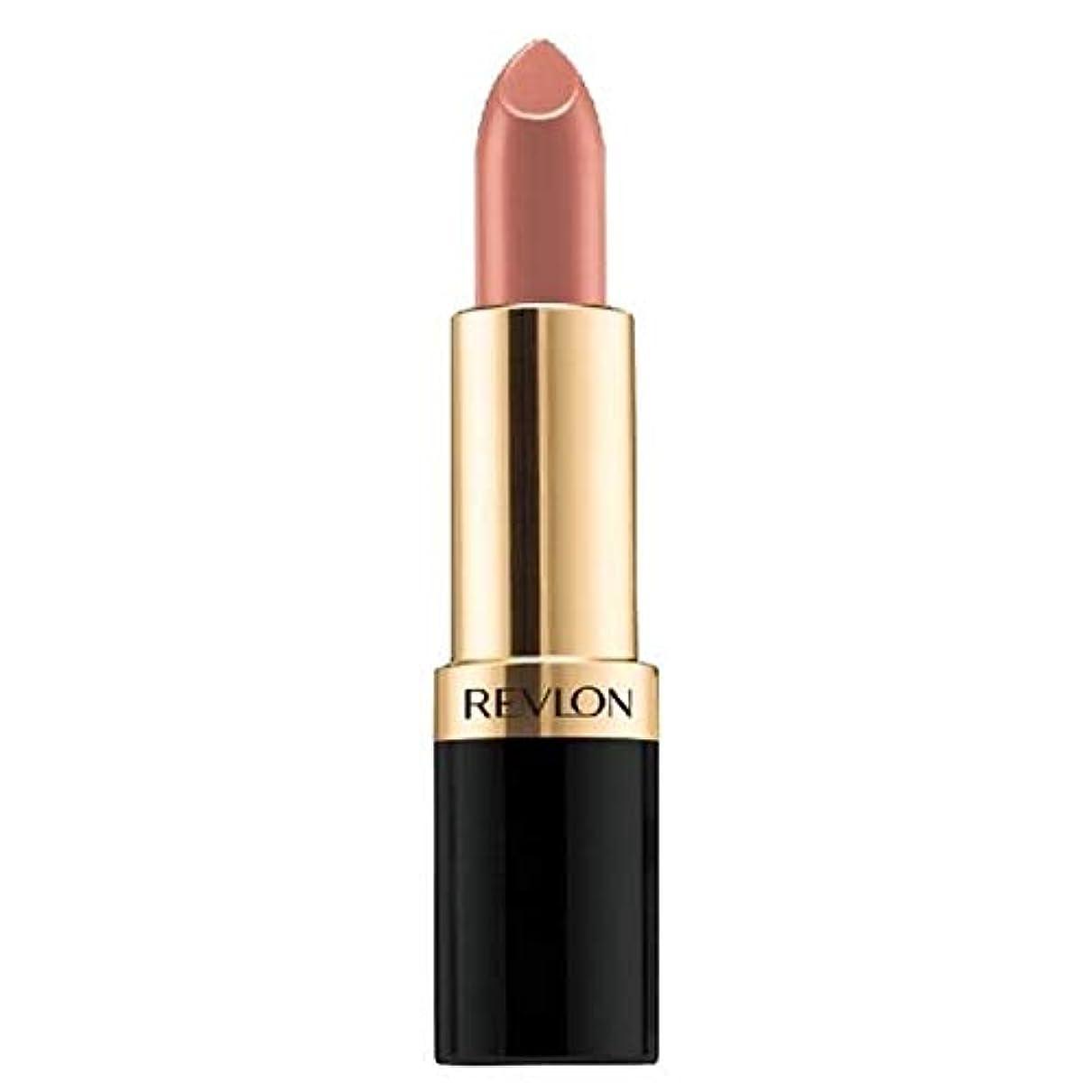 与える十年安心させる[Revlon ] レブロンSuperlustrousマット口紅は、ヌード4.2グラムであることをあえて - Revlon Superlustrous Matte Lipstick Dare To Be Nude 4.2g...