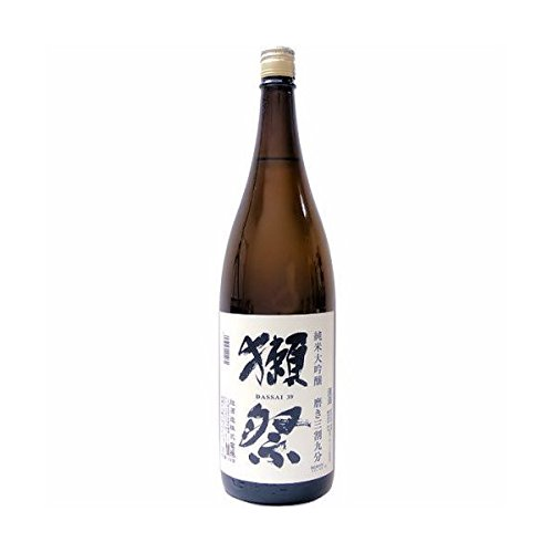 旭酒造 獺祭 (だっさい) 純米大吟醸 磨き三割九分 1800ml 山口県 箱なし