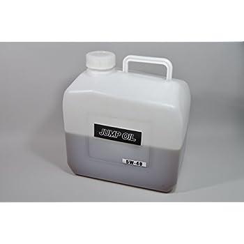 JUMP OIL RS1000 5W-40 小分けボトル 4L