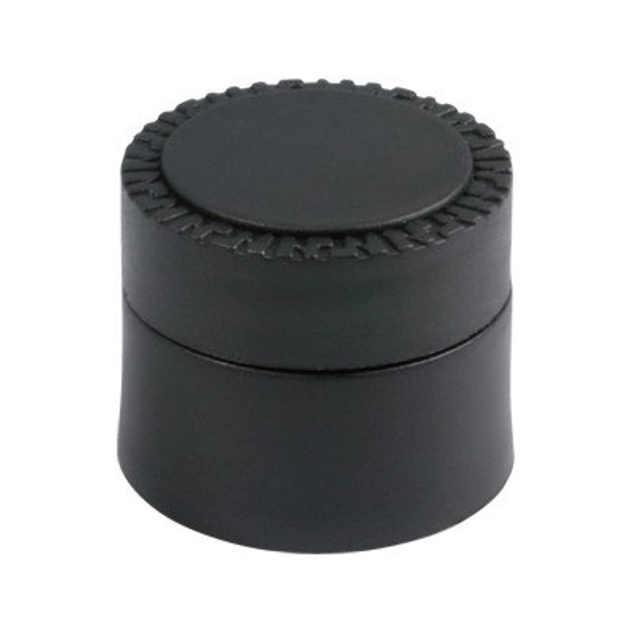慢なジュラシックパーク心理学メルティージェル NFS MELTY GEL 空容器 黒 (容量5g)