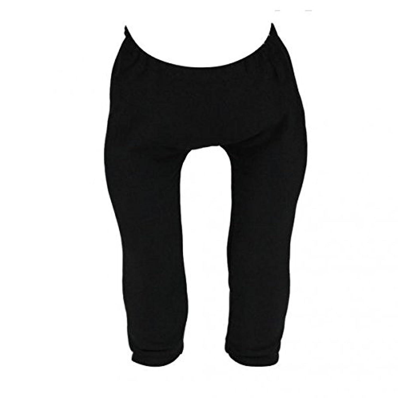 SONONIA  2本 18インチ アメリカン女の子 人形適用 レギンスパンツ ズボン 黒