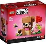 レゴ (LEGO) ブリックヘッズ バレンタインのくま バレンタイン ベア 40379
