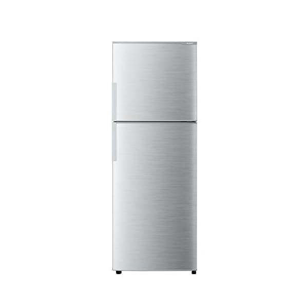 シャープ 冷蔵庫 2ドア 225L シルバー S...の商品画像