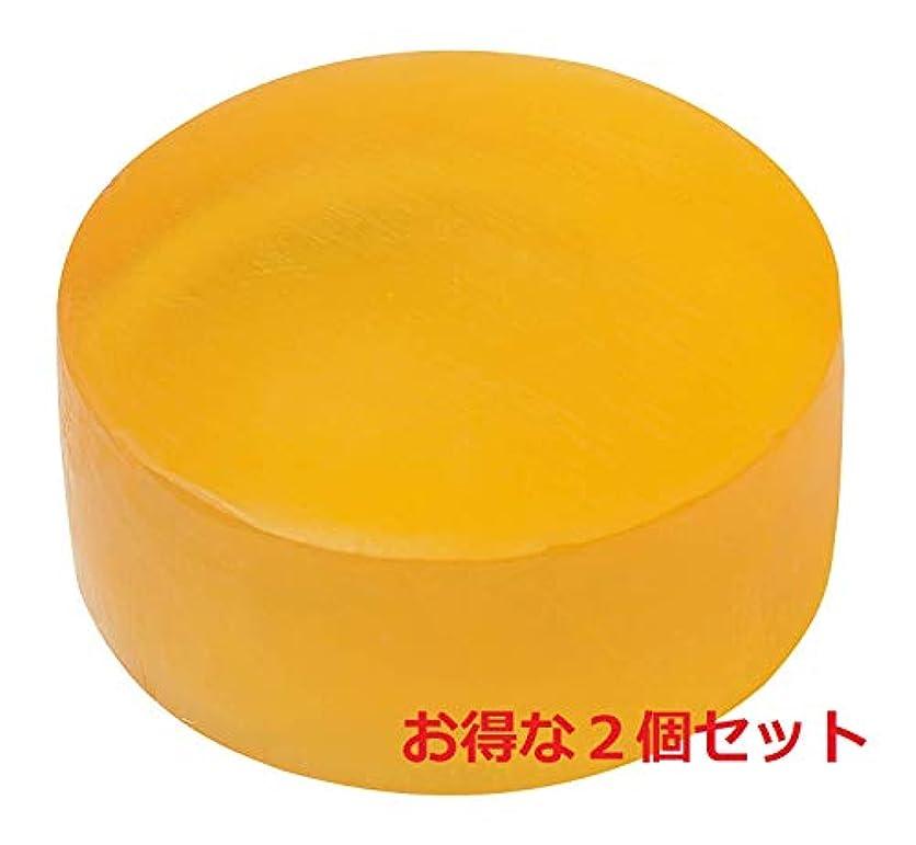 フィードオン最初倒錯プラスリストア クレンジングソープ 熟成 洗顔石鹸 メイク落とし 2個セット