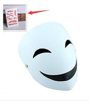 Hyaline&Dora かぶりもの 笑顔仮面 ホラーマスク ハロウィン仮面 コスプレマスク 映画マスク仮装 変装グッズ