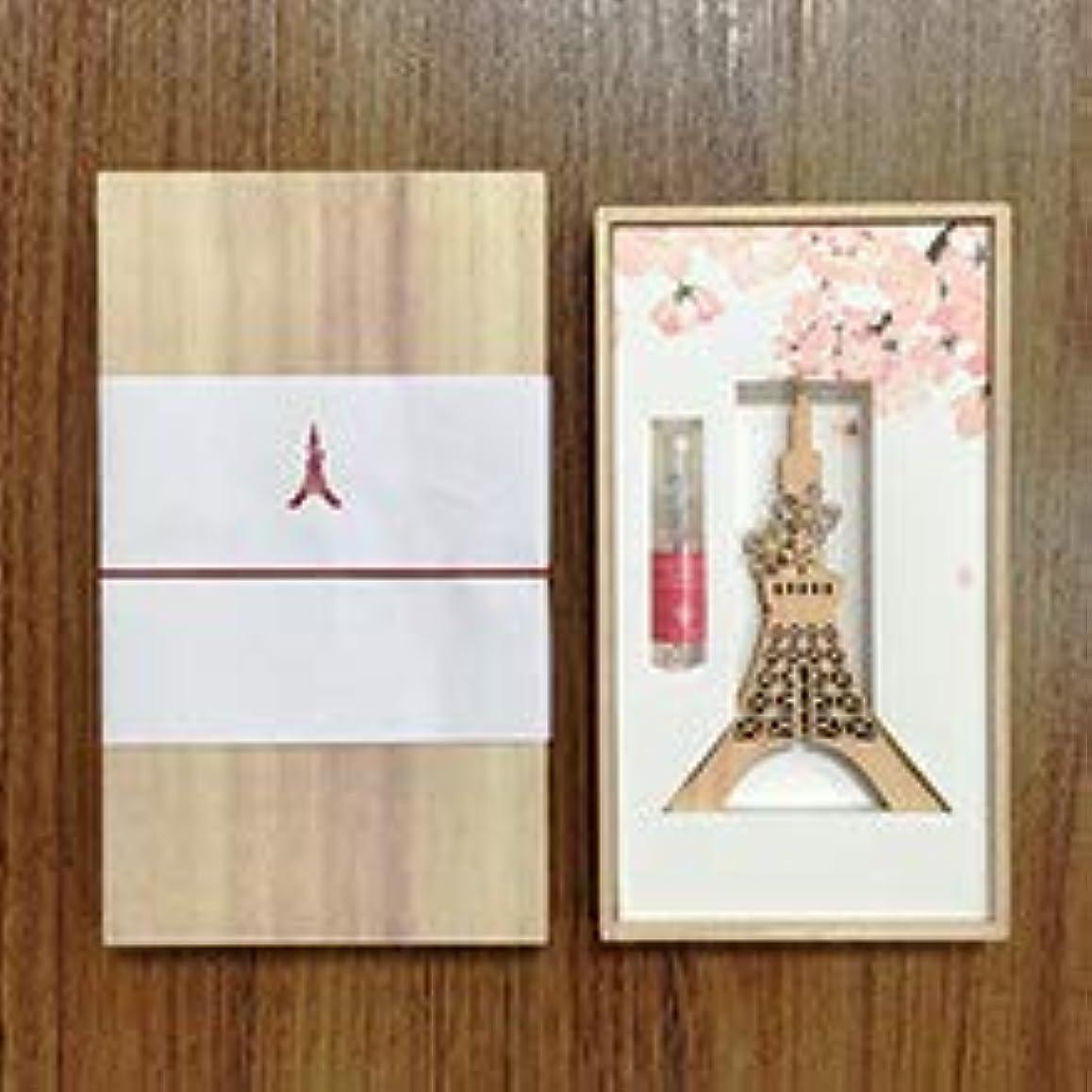 一瞬経歴ユーモア東京タワー3Dウッドディフューザー(昼)