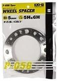 ホイールスペーサー5mm(2枚入)5・6H 139.7用