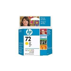 HP HP72 インクカートリッジ イエロー(69ml) C...