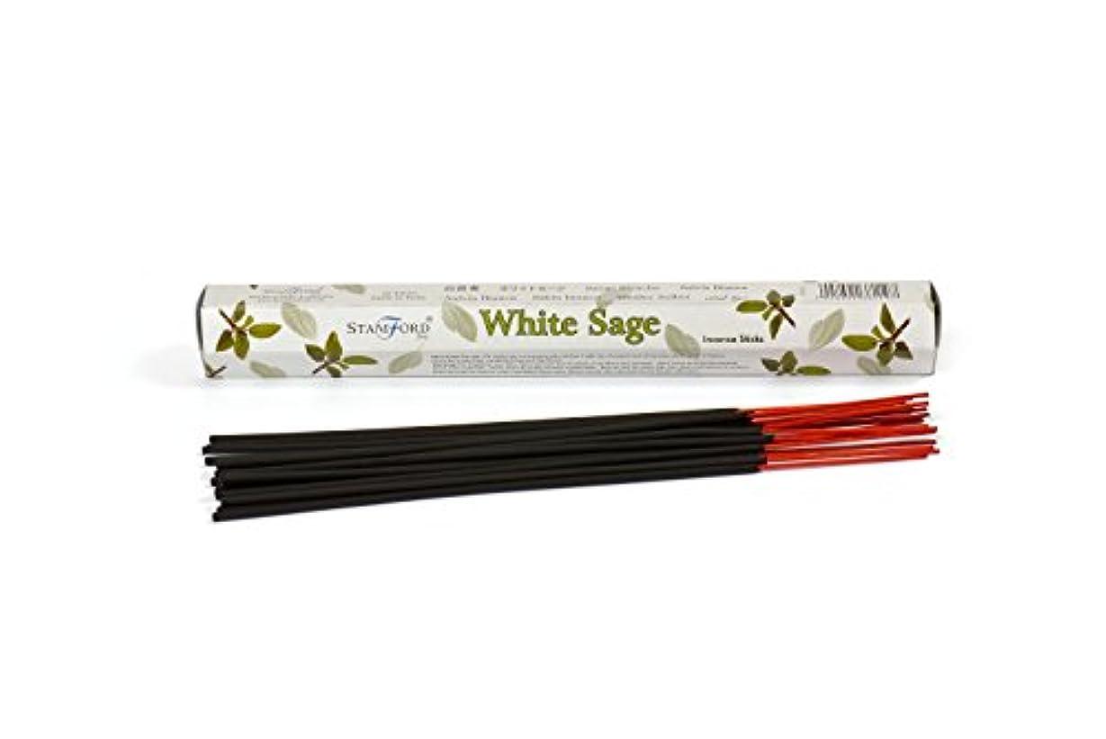 Stamford Premium Hex Range Incense Sticks - White Musk 37109
