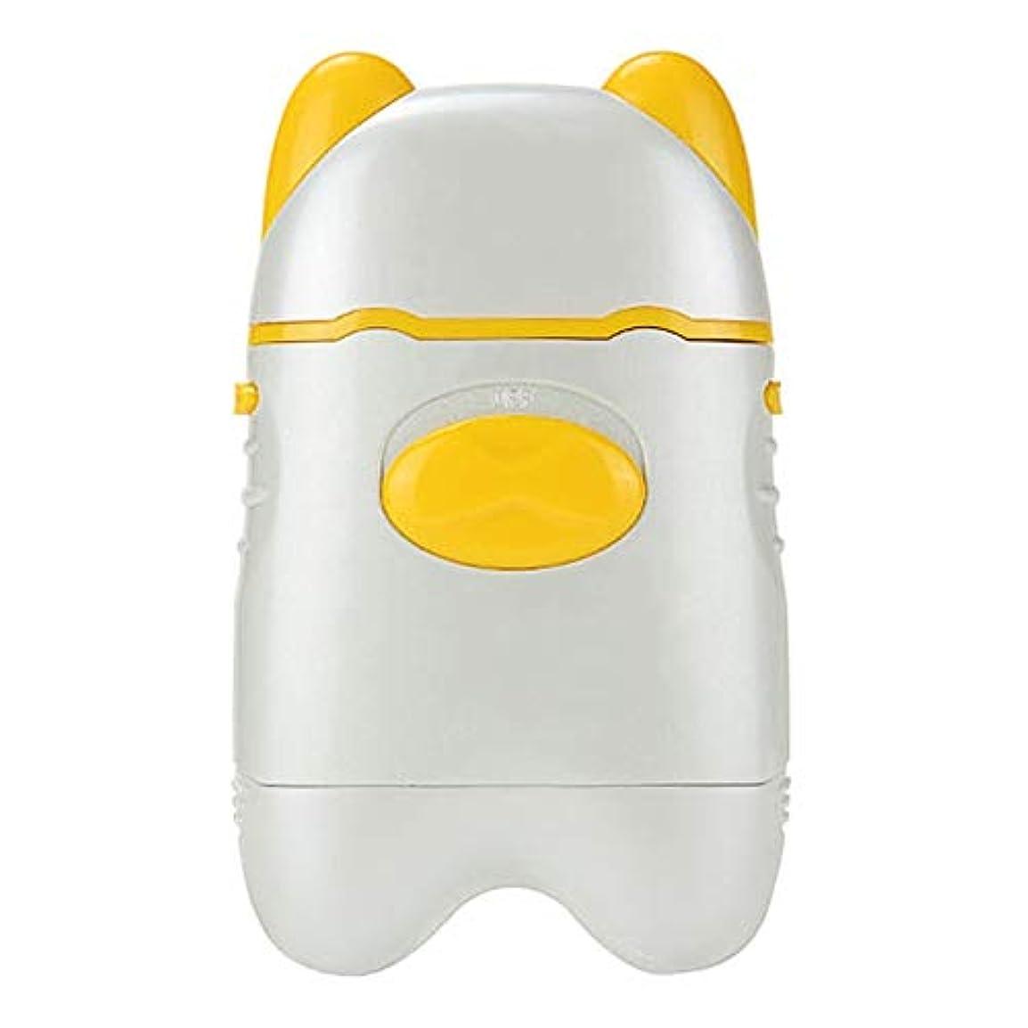 ハードぞっとするような操縦する電気子供のネイルはさみクリッパーズ自動マニキュアナイフドライバッテリー電動ネイルポリッシャーネイル