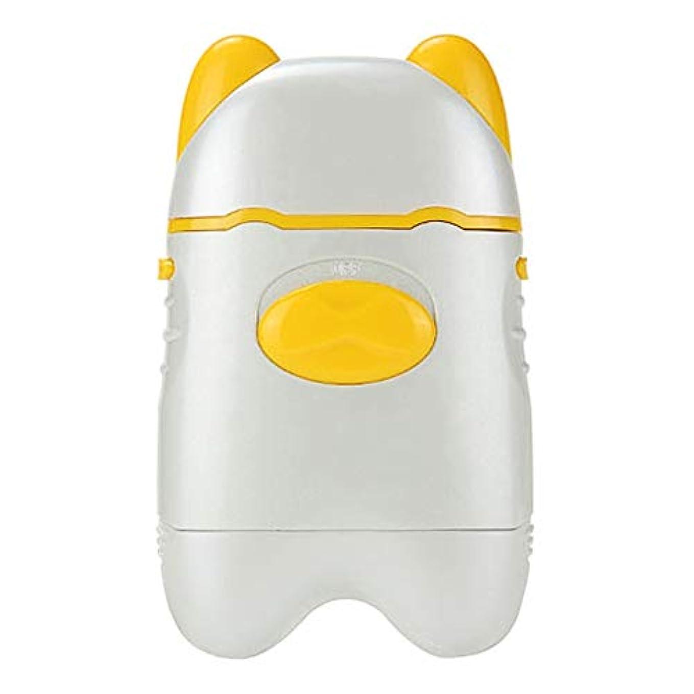 赤外線コットンマーク電気子供のネイルはさみクリッパーズ自動マニキュアナイフドライバッテリー電動ネイルポリッシャーネイル