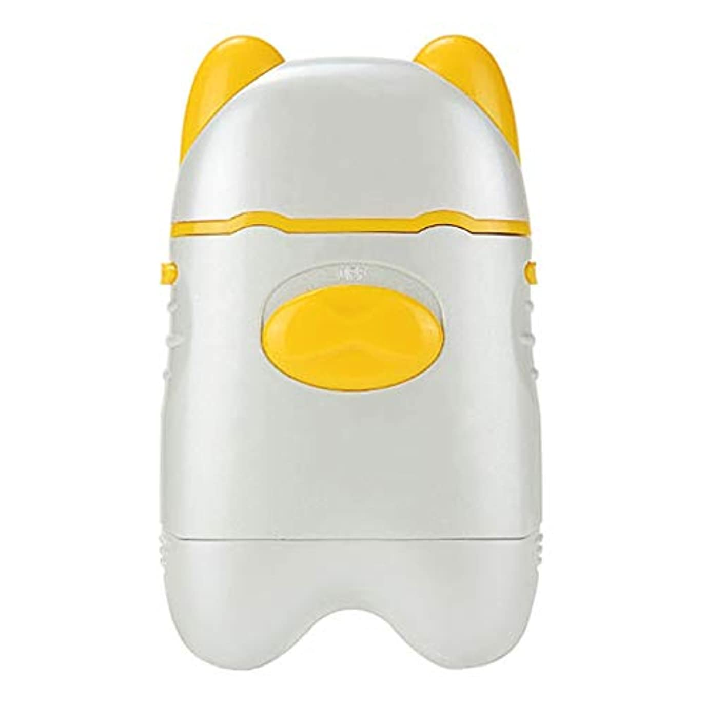 レーザ人気磁気電気子供のネイルはさみクリッパーズ自動マニキュアナイフドライバッテリー電動ネイルポリッシャーネイル