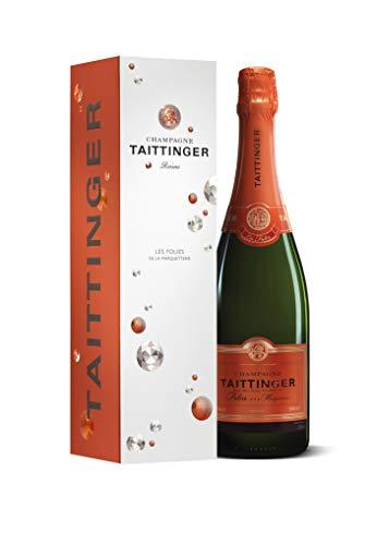 """テタンジェ """"レ・フォリ・ドゥ・ラ・マルケットリー"""" 750ml 箱付シャンパン"""
