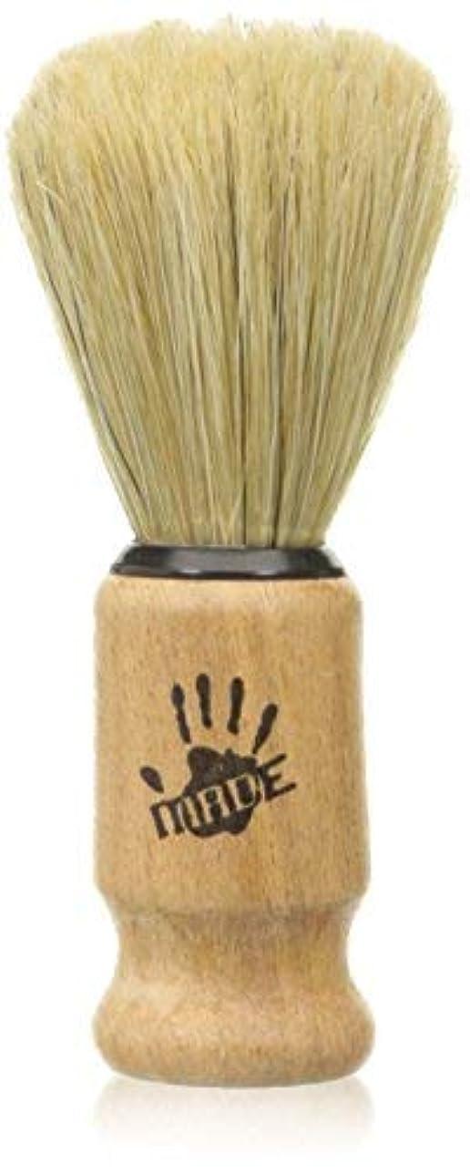 イタリアのを通してキャプションShaving Factory Shaving Brush - Medium Size [並行輸入品]