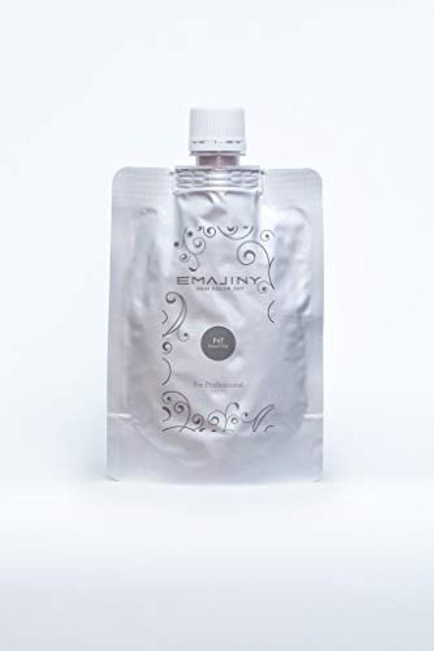 銀行古い下向きEMAJINY Formal Gray F47(グレイカラーワックス)銀プロフェッショナル100g大容量パック【日本製】【無香料】