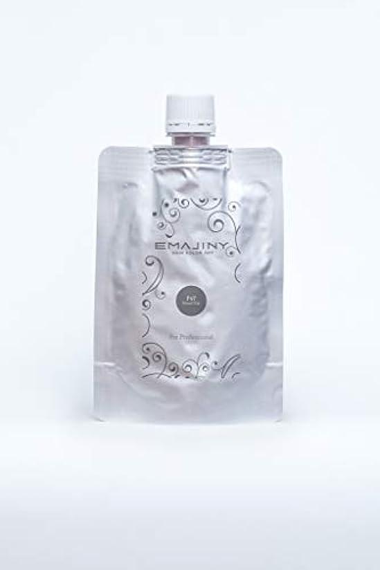 取り囲むロードハウス金銭的EMAJINY Formal Gray F47(グレイカラーワックス)銀プロフェッショナル100g大容量パック【日本製】【無香料】