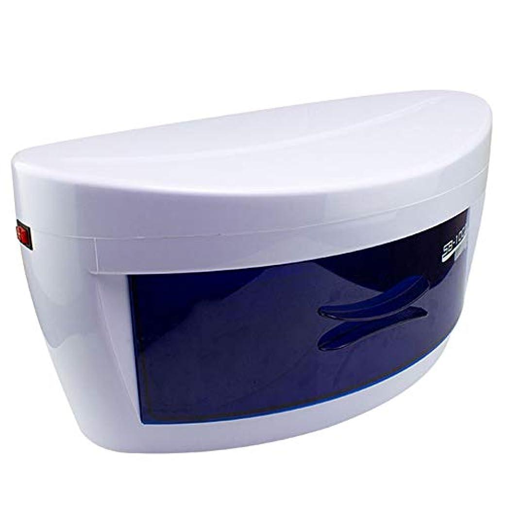 順番支配する飼いならす引き出し滅菌器ポータブルポータブルビューティーサロンスパタトゥーヘアケア機器UV滅菌器単層