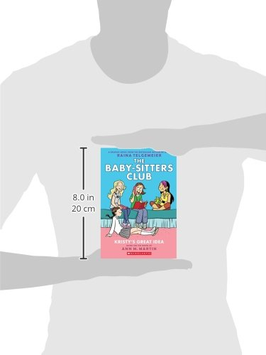 『The Baby-Sitters Club 1: Kristy's Great Idea (Baby-Sitters Club Graphix)』の2枚目の画像