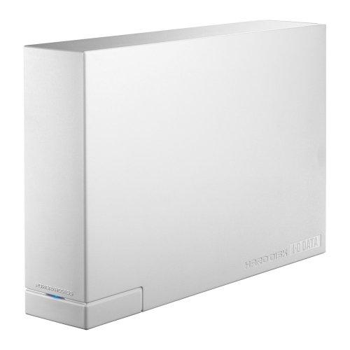 アイ オー データ機器 USB3.0/2.0対応 外付ハードディスク ホワイト 4TB HDCL-UT4.0WB