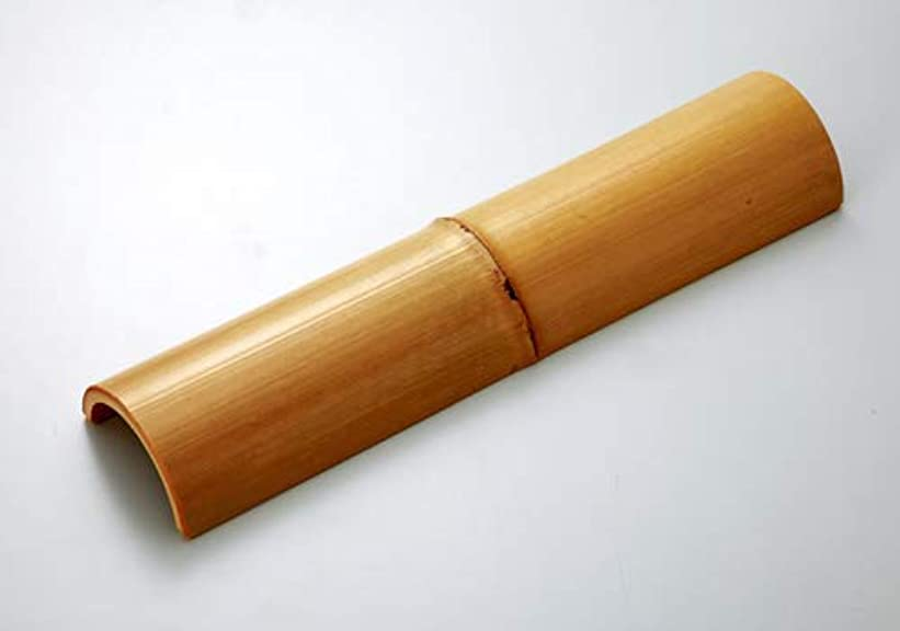 本質的に一掃する伸ばす炭化竹の竹踏み 耐荷重/約100㎏ 約長40cm 幅8~10×高4~5cm 健康 マッサージ リフレッシュ 刺激 気持ちいい