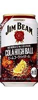サントリー ジムビームハイボール缶 コーラハイボール 350ml×12本