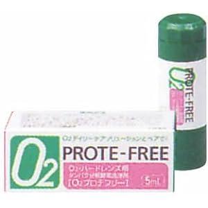 O2プロテフリー 5ml (コンタクトケア用品)