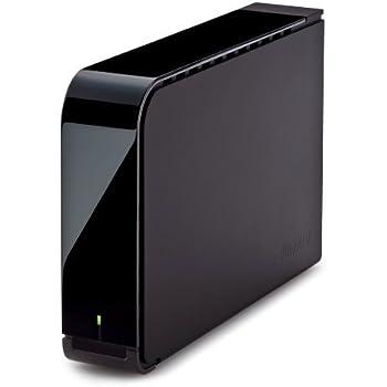 BUFFALO 外付けハードディスク 2TB HD-LS2.0TU2J