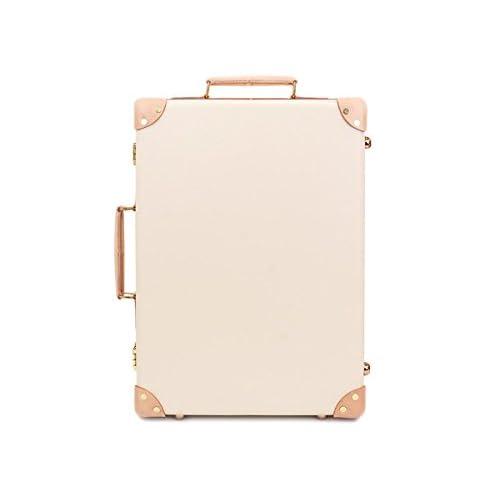 GLOBE TROTTER グローブトロッター Ivory/Natural サファリ 18インチ [並行輸入品]