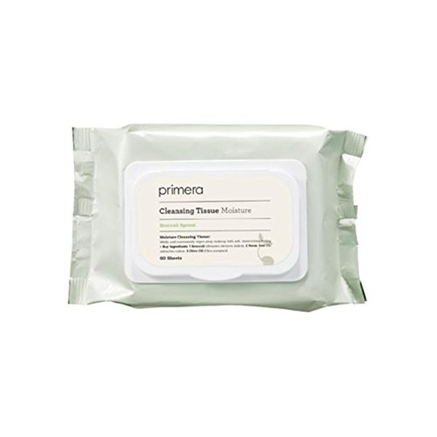 失礼なブランチドキドキ(プリメーラ) PRIMERA モイスチャークレンジングティッシュ Moisture Cleasing Tissue (韓国直発送) oopspanda