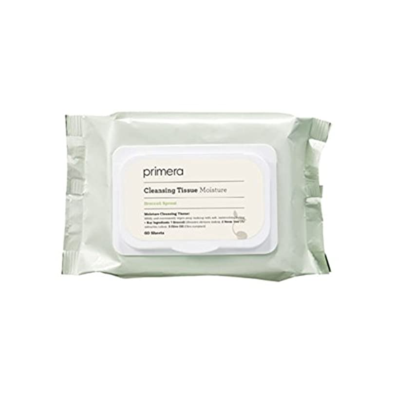 少ない間に合わせ医療過誤(プリメーラ) PRIMERA モイスチャークレンジングティッシュ Moisture Cleasing Tissue (韓国直発送) oopspanda