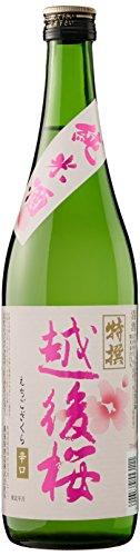 越後桜 [純米酒]
