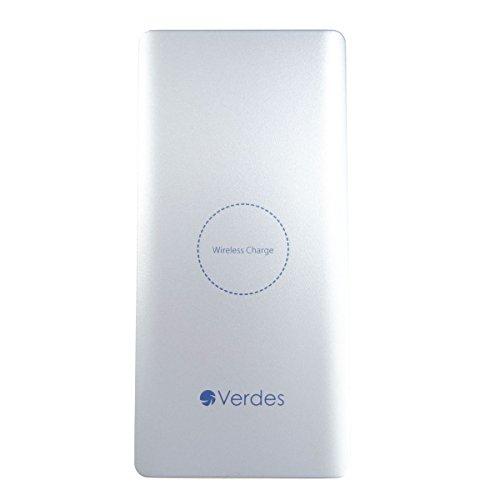 ベルデス ワイヤレスバッテリー Qi ワイヤレス充電 モバイル...
