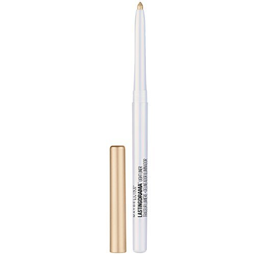 Maybelline Lasting Drama Light Eyeliner Starlight Gold 0.01 oz. [並行輸入品]