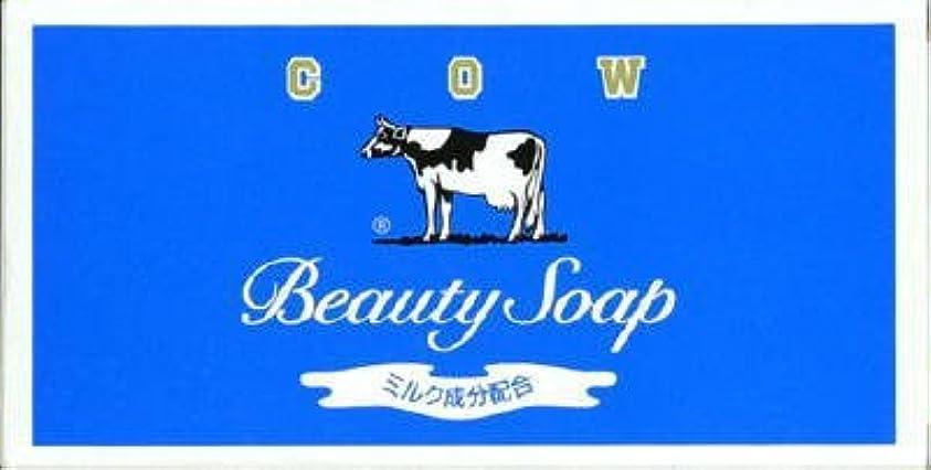 ポーター娯楽める牛乳石鹸 牛乳石鹸 青箱 85G×3個パック×48点セット (4901525117036)