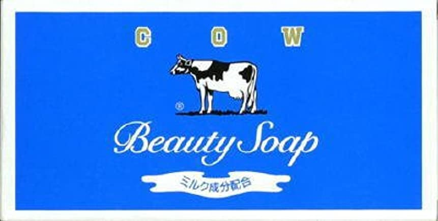 クラシカルジャンクバックアップ牛乳石鹸 牛乳石鹸 青箱 85G×3個パック×48点セット (4901525117036)