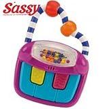 Sassy クラシカル・キーズ パープル TYSA8170