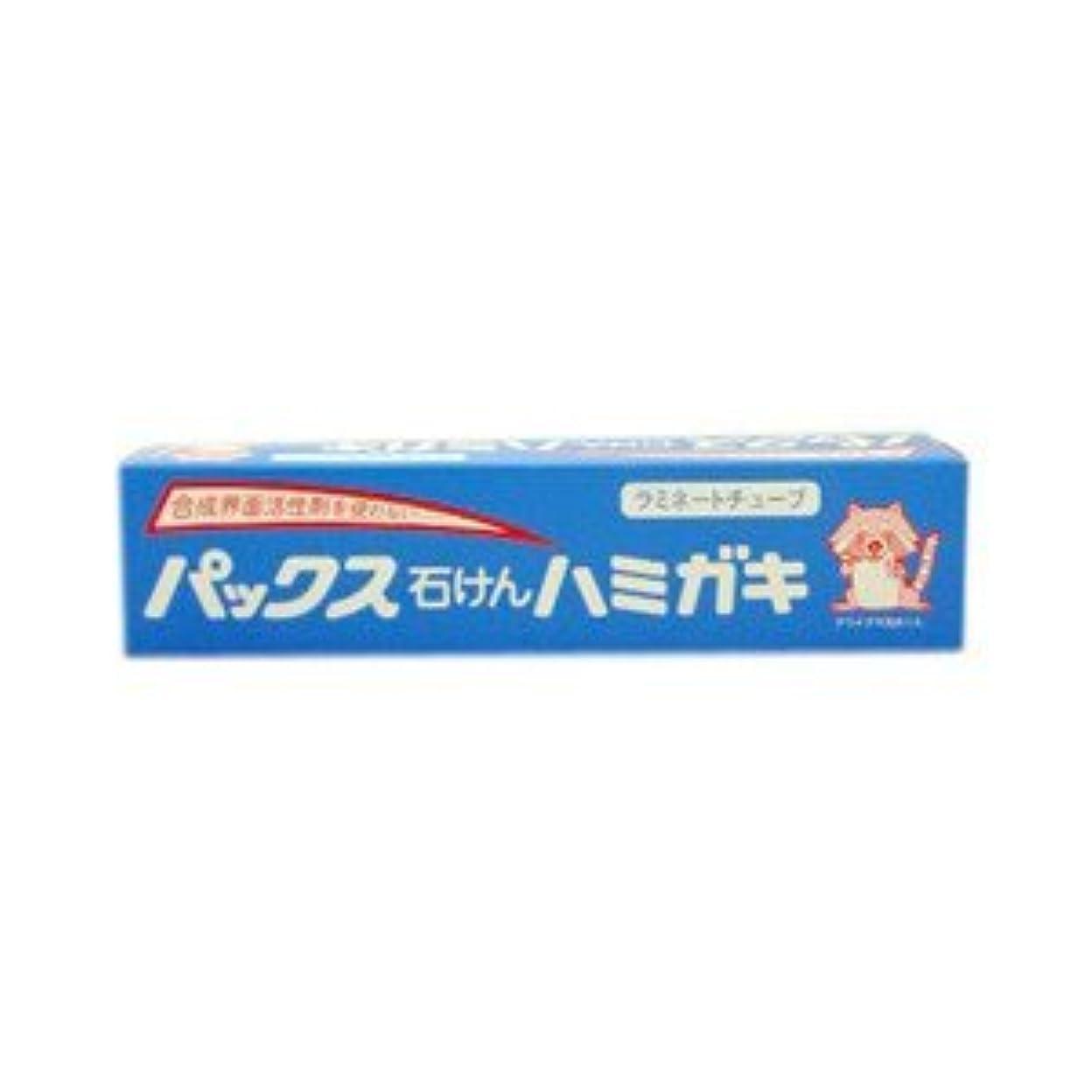 〔ムソー/パックス〕石けんハミガキ 140g 13セット【64404】