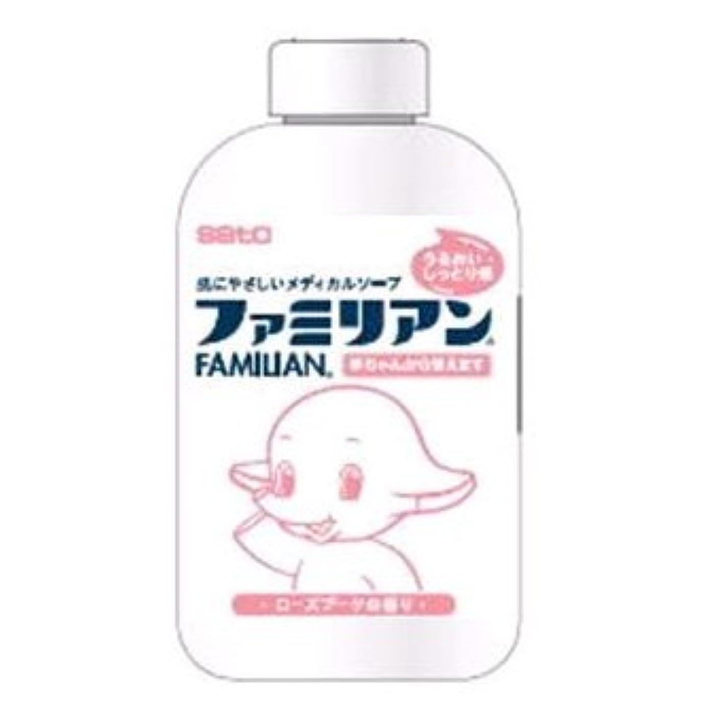 香ばしいジャーナル便宜ファミリアン(ポンプ詰替用) 500ml × 12個