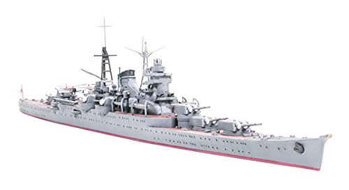 タミヤ 1/700 ウォーターラインシリーズ No.343 日本海軍 重巡洋艦 鈴谷 プラモデル 31343