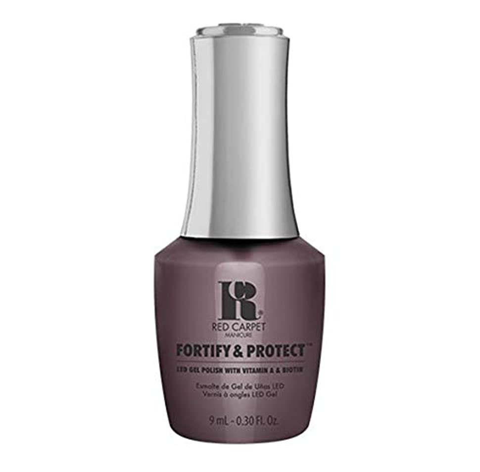 容赦ない変形句読点Red Carpet Manicure - Fortify & Protect - Smile For The Cameras - 9ml / 0.30oz