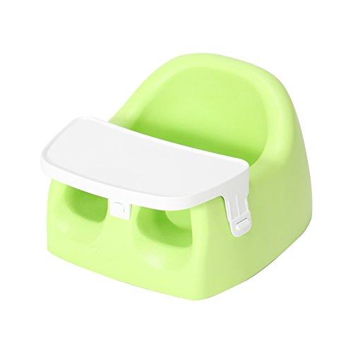 [ カリブ ] ベビーチェア 3ヶ月~14ヶ月 ソフトチェアー トレイセット 赤ちゃん イス ベビーソファ PM3386 Karibu Seat with plastic Tray [並行輸入品]