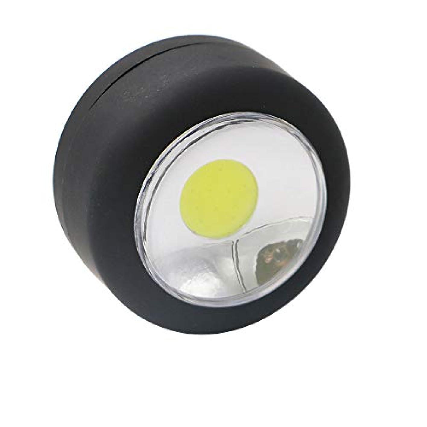 個性灌漑貨物磁気ハイキングCOB LEDライト折りたたみフック作業懐中電灯キャンプランプ