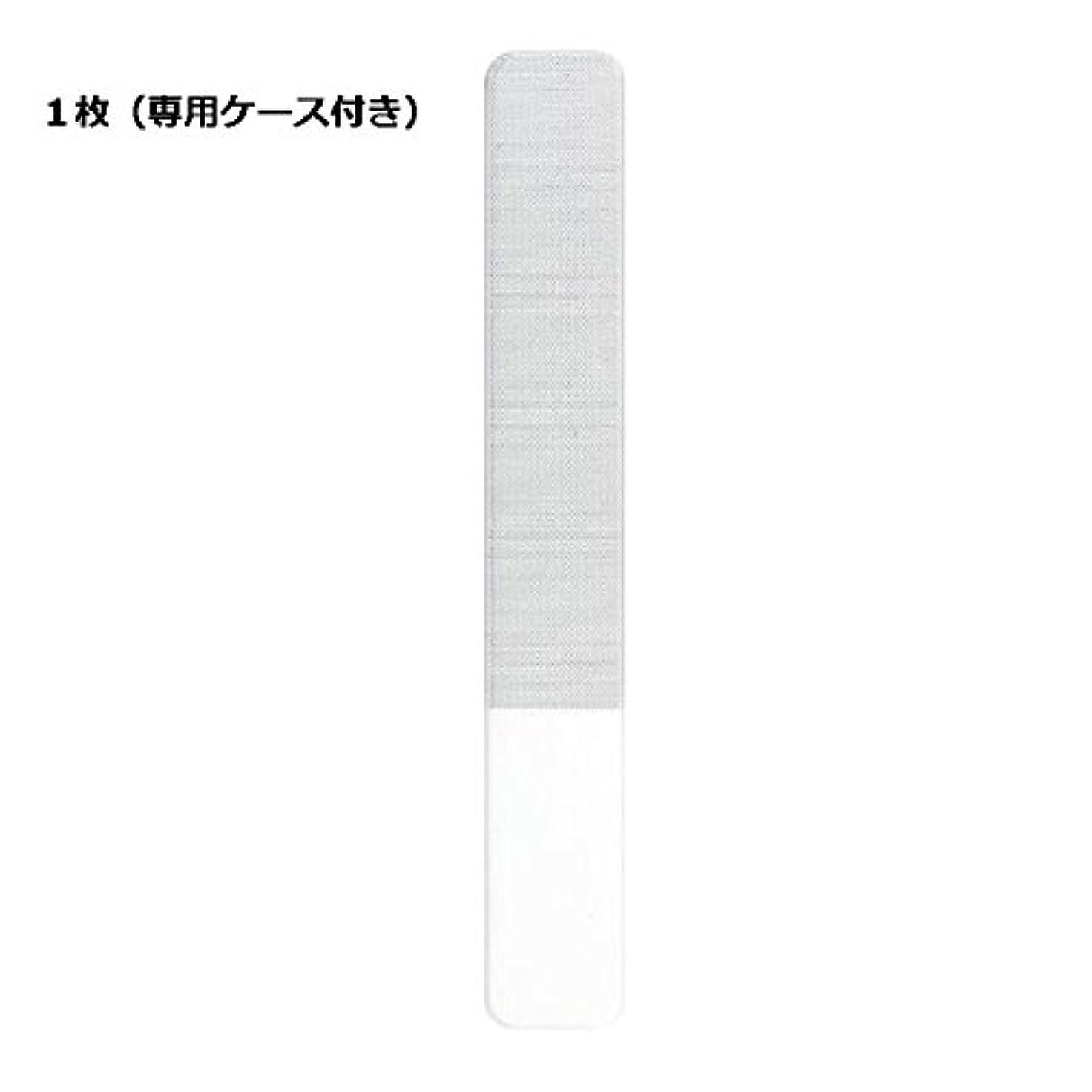 内側内訳倫理Irisomi 爪やすり 爪磨き ガラス爪ヤスリ ネイルファイル ネイルシャイナー つめケア ガラス製 ビューティー ネイルケア 甘皮処理 使いやすい (1個)